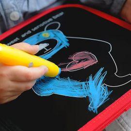 Cahier à dessins Doodle It & Go - sous marins