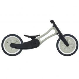 Draisienne Wishbone Bike 2-en-1 RE2 Raw + sonnette OFFERTE