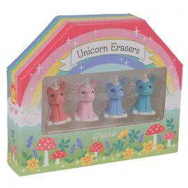 Set de gommes - Licornes