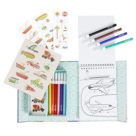 Set de coloriage - Baby Animals