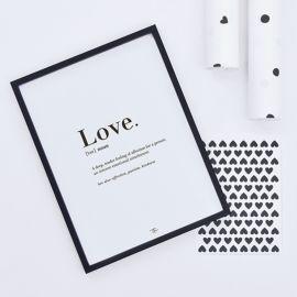 Affiche - Love
