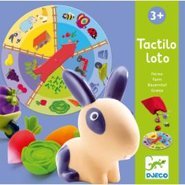 jeu éducatif 'tactilo loto'