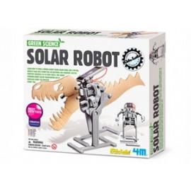 kit de construction Green Science 'Robot solaire'