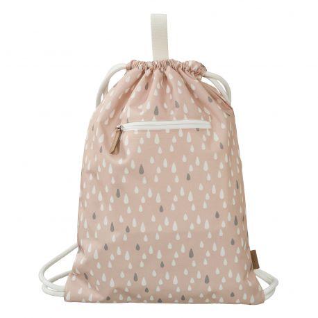 Petit sac à dos - Drops pink
