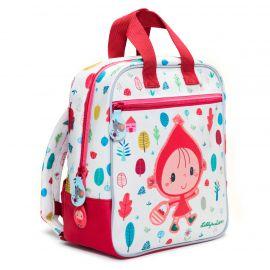 petit sac à dos 'chaperon rouge'